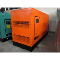 Cummins Water Cooled Diesel Electric Generator Silent Type 150KW / 188KVA