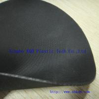 Buy cheap Two Faces Cloth Finish Black Hypalon Fabric Sheet 1.0mm for Military from wholesalers