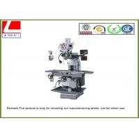 Milling Machine Power Table Feed Axis X