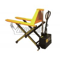 Buy cheap Double piston Material Handler Equipment Combination of pallet carriers and platform truck from wholesalers