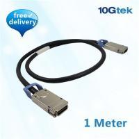 Buy cheap CX4 Gigabit Ethernet Cable 1m product