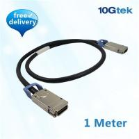 Buy cheap CX4 Gigabit Ethernet Cable 1m from wholesalers