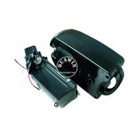 Buy cheap 36v 10.4ah Electric Bike Lithium Battery With Aluminum Alloy Case from wholesalers