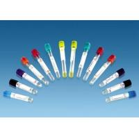 Buy cheap Good quality 1 - 10ml Sterilized Vacuum Blood Collection without Additive Tube product