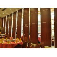 Buy cheap Acoustic Room Dividers Movable , Sandwich Panel Walls Single Or Double Door from wholesalers