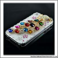 Buy cheap  Bling Crystal Case For Iphone 5 Luxury Case  - Factory price and Paypal acceptable from wholesalers