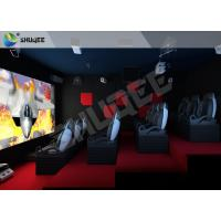 Buy cheap Geneiue 4d Cinema Experience 4D Theater System Equipment Customize Outside Mode product
