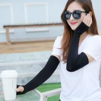 Buy cheap Nylon Unisex Sports Cooling Sun Protection Sleeves Antibacterial OEM Service from wholesalers