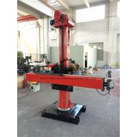 Automatic Column Boom Welding Machine Optional Flux Recovery Machine Welding Rotator