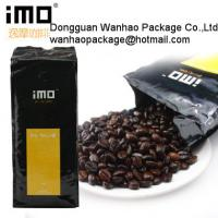 Buy cheap Customized Coffee Bean / Coffee Powder Stand Up Pouches For Food Packaging from wholesalers