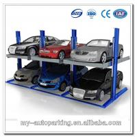 Buy cheap Mini Auto Lift Narrow Garage Parking Lift Garage Car Lift for Sale from wholesalers