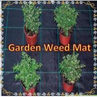 Buy cheap Agricultural  Woven Mulch Weedmat  Weed Control Mat Weed Mat in Strawberry Garden from wholesalers