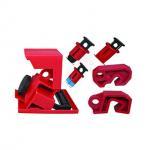 Buy cheap Lockey -Lockout Tagout Manufacturer safety lockout padlock CE certificate  Brady Master key padlock Red from wholesalers