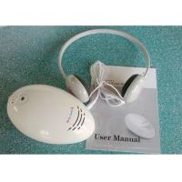 Buy cheap Anti Electroshock Sound C Baby Heartbeat Doppler Baby Monitor With CE Approved from wholesalers