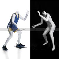 Buy cheap 2018 pop type realistic male sport mannequin for sale or display from wholesalers