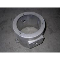 China Tolerance CT8 Aluminium Casting Products High Efficiency Anodizing Flange Connection on sale