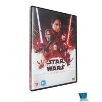 China 2018 hot sell Star wars the last jedi Region 2 UK DVD movies region 2 Adult movies Tv series Tv show free shipping on sale