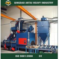Buy cheap Shot blasting machine industrial equipment for sale Q4810 hanger type from wholesalers