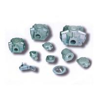 Buy cheap Iron 450-10 ductile iron casting parts heat treatment is wax mould , shell mold from wholesalers