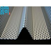 Buy cheap corrugated perforated metal sheet from wholesalers