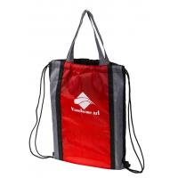 Buy cheap Sports drawsting bags with 210D polyester-HAD14003 product