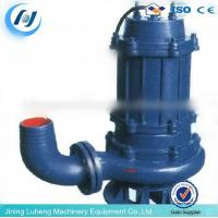 Buy cheap WQ series submersible sewage lift pump from wholesalers