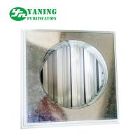Buy cheap Return Air Grilles Clean Room Ventilation Architectural Air Shutter With Pipe Connection from wholesalers