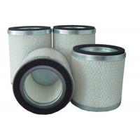 Buy cheap High Efficiency Replacement Cartridge ULPA Filter , Industrial Air Filter For Dust from wholesalers