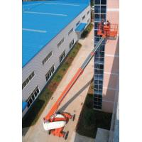 Buy cheap Self-propelled Diesel Telescopic Boom Lift from wholesalers