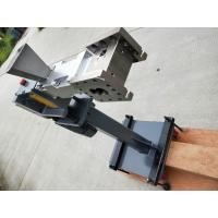 Buy cheap Plastic Twin Screw Extruder Side Feeder Double Screw Design For Glass Fiber product