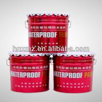 Buy cheap Water Based Polyurethane Waterproof Coating from wholesalers