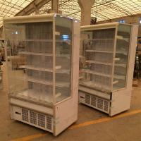 Buy cheap 1.2m Hot sales commercial supermarket display refrigerator from wholesalers