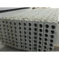 Buy cheap Hollow Core Fibers / MgO Prefab Insulated Wall Panels , Precast Concrete Wall Panel from wholesalers