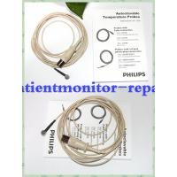 Buy cheap Original Medical Equipment Accessories PHILIPS M21078A Autoclvable Temperature Probes with 2-pin Connectors from wholesalers
