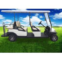 Buy cheap Electric Powered 6 Seater Golf Cart / 6 Passenger Club Car With USA Trojan Battery from wholesalers
