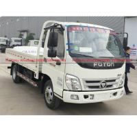 Buy cheap China Supplier Mini FOTON Petrol Cargo Truck 103hp gasoline Foton Truck from wholesalers