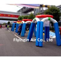 Buy cheap Fun Outdoor Pitching Equipment Inflatable Basketball for Kids and Adults product