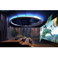 Buy cheap 4D Movie Theater With 5.1 Audio System, Motion Chair And Special Effects product