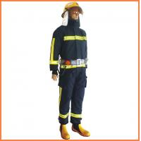 Buy cheap Nomex EN 469 fire suit gloves and fire-fighting rubber boots from wholesalers