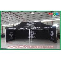 Buy cheap Aluminum Frame Folding Waterproof Tent  / Black Giant Outdoor Tent product