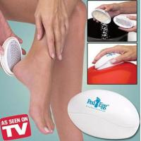 Buy cheap New design egg shape plastic callus remover /pedicure/foot pack/foot file from Wholesalers