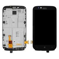 Buy cheap OEM 4.3 Inch Nokia LCD Screen / Nokia Lumia 822 LCD Touch Screen Repair from wholesalers