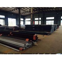 Professional Solar Aluminium Profile With Powder Coating Anodizing 6.5 Meters