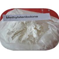 Buy cheap Muscle Building Prohormones Bodybuilding Supplements Methylstenbolone CAS 5197-58-0 from wholesalers