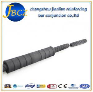 China Repairgrip Rebar Couplers Portable Steel Bar Connectors , Steel Bar Crimping Sleeve  32mm on sale