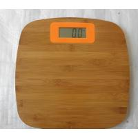 Buy cheap Bamboo bathroom scale from wholesalers
