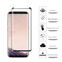 Buy cheap PET HD 3d Curved Samsung Galaxy Screen Protector Highly Transparent OEM from wholesalers