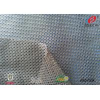 China Bmw Windows Polyester Netting Fabric , Mesh Upholstery Fabric 145CM Width on sale