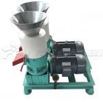 Buy cheap Wood Pellet Making Equipment Waste Wood Pellet Machine 40-60 Kg/H Capacity from wholesalers