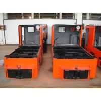 Buy cheap Trolley Locomotives;overhead electric rail locomotive from wholesalers
